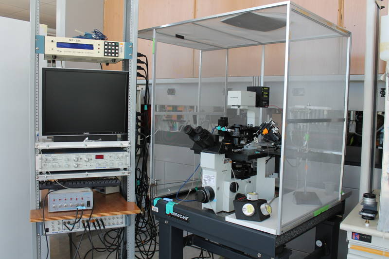 Patch Clamp Rig 3a